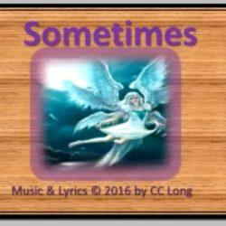 Sometimes music video cover