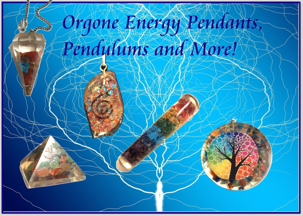 Orgone Collection at Mountain Valley Center
