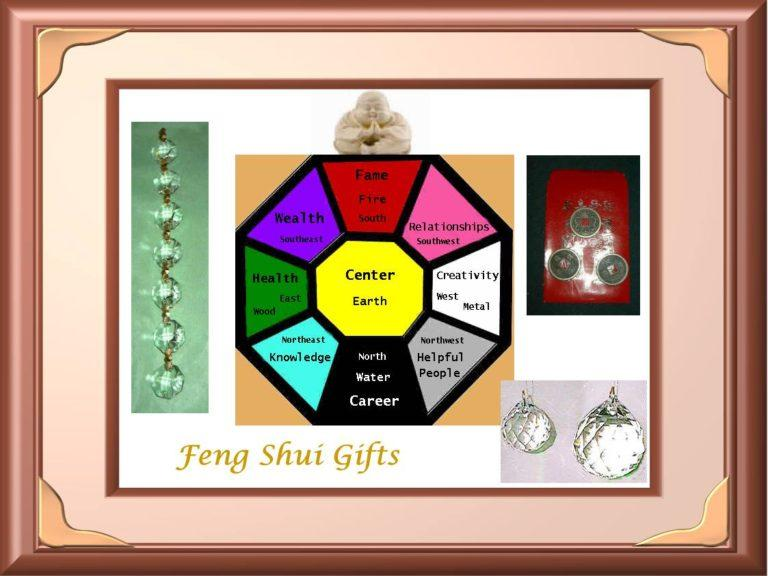 Feng Shui gifts at Mountain Valley Center