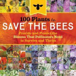 book - 100 ways to save bees