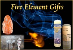 Fire Element Gifts Mountain Valley Center