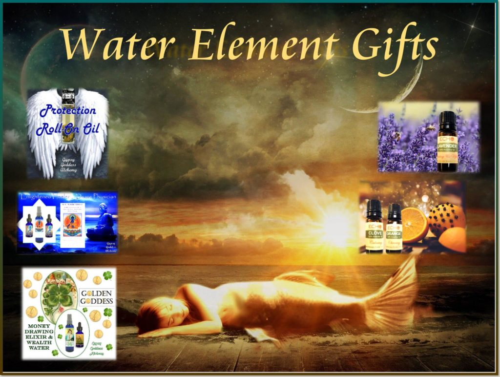 Water Element Gifts Mountain Valley Center