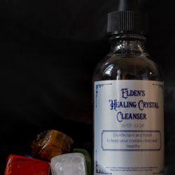 Elden's Crystal Cleanser