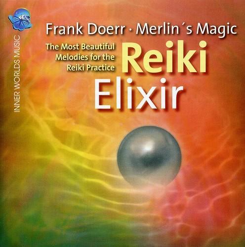 Reiki Elixir CD Cover