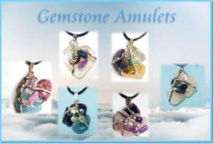 Gemstone Amulets at MVC